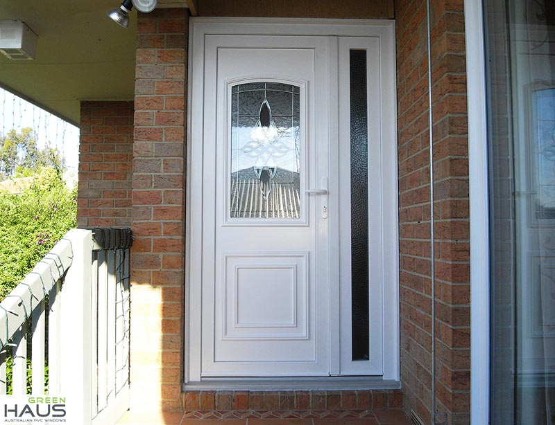 ... Front and rear doors ... & Soundproof Double Glazing Double Glazed PVC Windows Melbourne ...